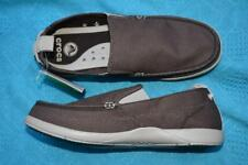 STYLISH Crocs WALU Loafer MENS Size 12. NEW rrp $109.99 Extreme Comfort. Brown