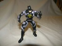 Batman (Animated Series) Black & Silver Costume Action Figure Kenner 1996
