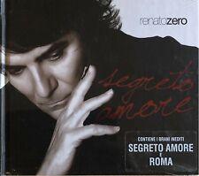 RENATO ZERO SEGRETO AMORE CD