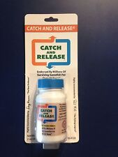 Sure Life CATCH AND RELEASE 2 OZ. BOTTLE  BASS and  WALLEYE FORMULA SL402B