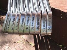 Vintage MacGregor Tourney PT2 Recessed Weight Forged Blade Copper Face 2-9 + pw