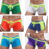 new Men boxers Swimwear surfing swimming trunks water skiing sport Bathing M-XL