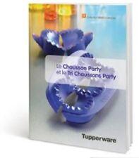 """Livret """"Le chausson et le tri-chausson party"""" Tupperware"""