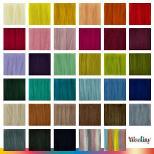 Wooliny 30 g Filzwolle Merinowolle Märchenwolle   35 Farben zur Auswahl
