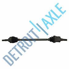 Complete Front Passenger Side CV Drive Axle Shaft ABS for Prizm and Corolla
