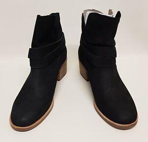 UGG Womens Elora Boots Black - Size : UK 5.5, EU 38, USA 7