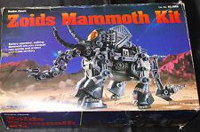 Radio Shack Zoids Mammoth Kit New NIB Vintage 60-1066 Battery Operated Toy Tandy