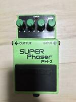 Boss PH-2 Super Phaser Guitar Effect Pedal