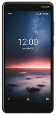 Nokia 3.1 A - 32Gb - Black (At&T + Gsm Unlocked) Original Accessories New