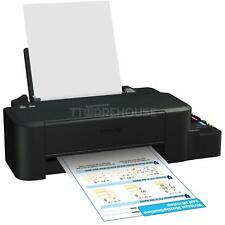 (EXPRESS) NEW EPSON L120 Inkjet 4-Color Ink Tank System ITS Printer +Free Inkset