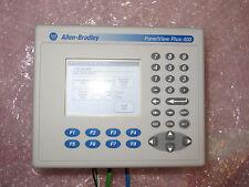 Allen Bradley PanelView Plus 400 2711P-K4M3A/C Mono Keypad DH485,2009 New no Box