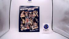 "Vintage 1992 USA OLYMPIC MEN'S BASKETBALL Media Guide ""The Dream Team"""
