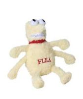 "Flea 12"" Plush Dog Toy"