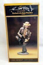1989 Emmett Kelly Jr Figurine Flambro Imports Hole In The Sole 4,668 of 10,000