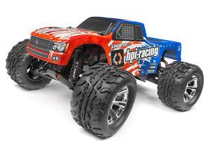 HPI Jumpshot MT V2.0 1/10 2WD Electric Monster Truck 120080
