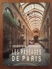 Les passages de Paris - Patrice de Moncan, Christian Mahout - Seesam