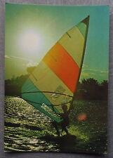Carte postale Planche à voile veliplanchiste photo Donezan