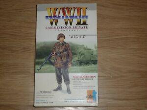 ACTION FIGURE 1/6 BBI DRAGON RARE BOITE NEUVE DID WWII ALFRED AACHEN 1944