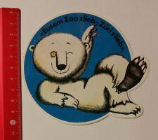 Aufkleber/Sticker: Eusem Zoo zlieb - Züri zlieb (15041710)
