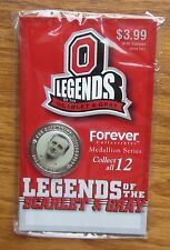 Ohio State Les Horvath Medallion Legends of the Scarlet and Gray