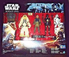 STAR Wars Imperial Death Trooper moroff Stormtrooper PAO Rogue una figura 4 Pack