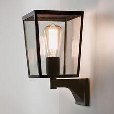 Astro 7488 Farringdon Black Exterior Wall Light