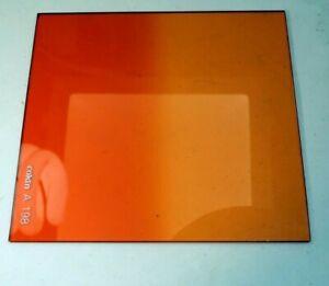 Cokin A 198 Sun 2 (A197) Gradual Lens filter France A series 67X72mm sunset
