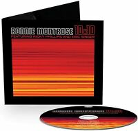 Ronnie Montrose -10x10 CD (NEW) Sammy Hagar/Glenn Hughes/Rick Derringer