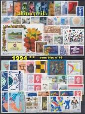 France Année 1994 complète NEUFS ** LUXE avec BF 16
