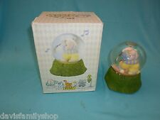 Ziggy & Friends 1998 Dylan Designs Golf Snowglobe Golfing Snow Globe in Box