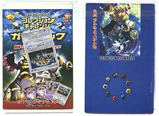 PROMO POKEMON JAPANESE N° 111/DP-P REGIGIGAS HOLO Sealed WITH BOOK and BINDER