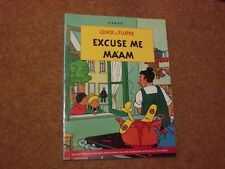 Quick & Flupke 2008 Excuse Me Ma'am Paperback First Edition by Herge