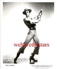 Vintage Jose Greco SEXY TIGHT PANTS 50s DANCER Publicity Portrait by SEYMOUR
