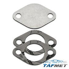 40. EGR valve Blanking Plate Gasket for RENAULT LAGUNA 2 SCENIC MEGANE 1.9 dCi