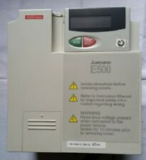 Mitsubishi E500 inverter 400V class 3 PH