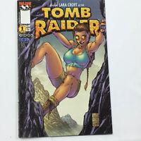 Lara Croft Tomb Rider Image Top Cow Issue #1 1999 Eidos 1 Dec