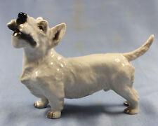 Westie hund Figur porzellan rosenthal porzellanfigur terrier 1936