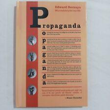 Propaganda by Edward Bernays: New