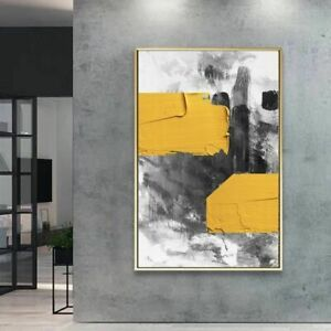 Urban Wall Painting Modern Abstract Wall Art Prints for Home Office Wall Decor