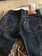 Levi Jeans Mens 610 Design W27 L32