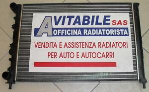 Radiatore Acqua ALFA ROMEO 147 (937) 1.6 16V T.SPARK 120 CV Dal 2000->