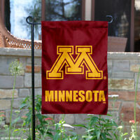 Minnesota Gophers Garden Flag Yard Banner