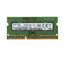 Per Samsung 4GB 1RX8 DDR3L 1600MHz PC3L-12800S SODIMM Intel Laptop Memory RL1IT