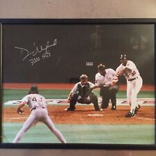 Dave Winfield Twins Yankees SIGNED 3000 hit photo Ticket