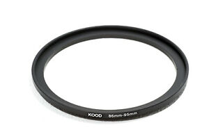 86mm-95mm 86-95 Stepping Ring Filter Ring Adapter Step up