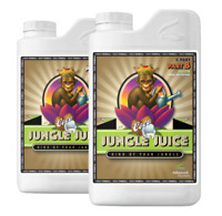 ADVANCED NUTRIENTS JUNGLE JUICE COCO GROW 2 PART BASE A 3-0-0 B 1-2-4 1 LITER