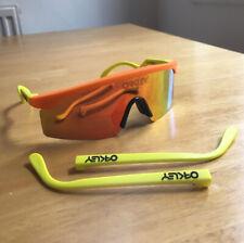 Oakley Razor Blade Heritage 30th Anniversary sunglasses SMALL Orange/Yellow