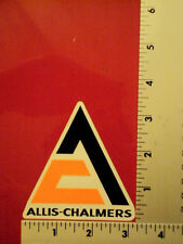 Allis Chalmers sticker decal International Harvester Tractor IMCA NHRA USRA