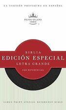 Vr 1960 Biblia Letra Grande Edición Especial Con Referencias (2001, Bonded...