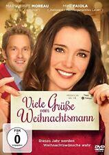 VIELE GRÜßE VOM WEIHNACHTSMANN - MOREAU,MARGUERITE/MIKE,FAIOLA/+  DVD NEU